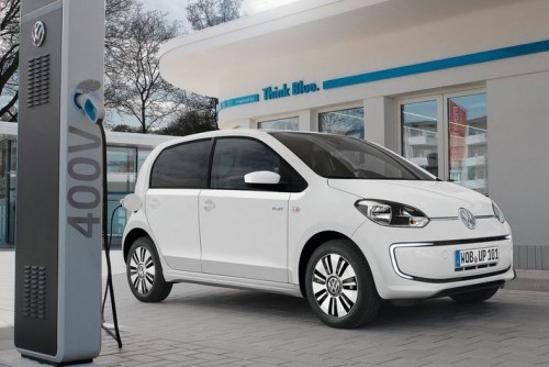 volkswagen e up voiture electrique. Black Bedroom Furniture Sets. Home Design Ideas