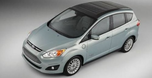 Le Ford C-Max Solar Energi