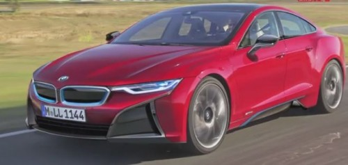 bmw i5 une s rie 5 hybride en 2018 voiture electrique. Black Bedroom Furniture Sets. Home Design Ideas