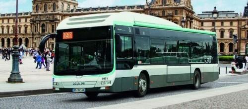 La RATP achète des bus électiques
