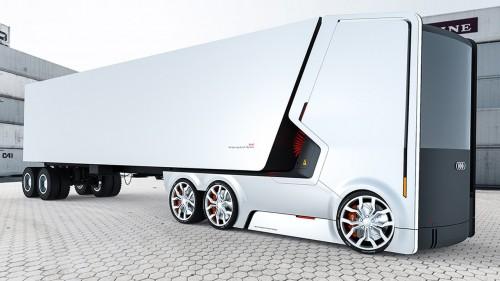 Audi camion A