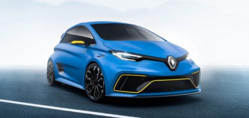 Renault Zoe ZE e-Sport
