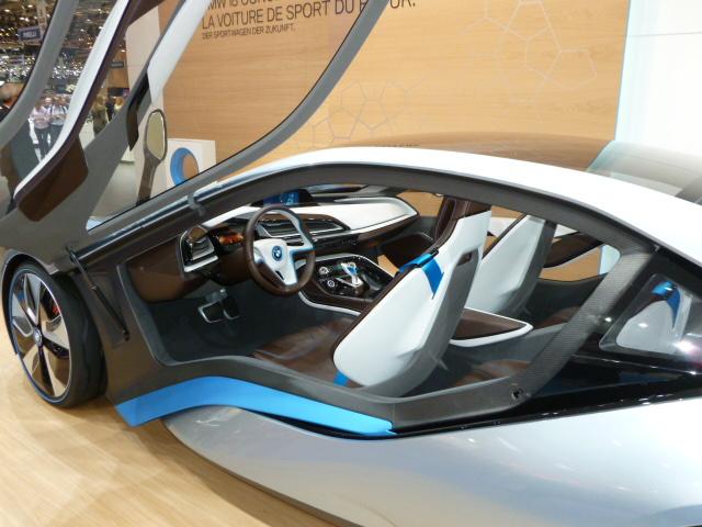 bmw i8 caract ristiques de l 39 hybride rechargeable voiture electrique. Black Bedroom Furniture Sets. Home Design Ideas
