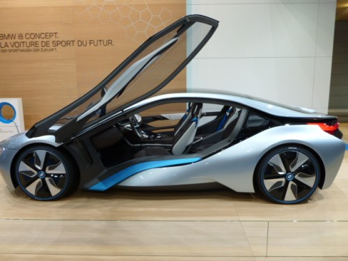 bmw i8 caract ristiques de l 39 hybride rechargeable voiture electrique. Black Bedroom Furniture Sets. Home Design Ideas