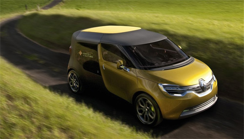 renault lancera des voitures hybrides low cost voiture electrique. Black Bedroom Furniture Sets. Home Design Ideas
