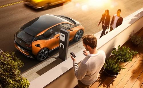 la bmw i3 aura un range extender 2 cylindres voiture electrique. Black Bedroom Furniture Sets. Home Design Ideas
